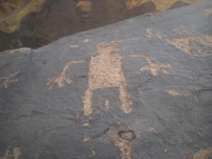 Anasazi man