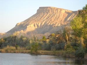 early morning Colorado River 5.6.12