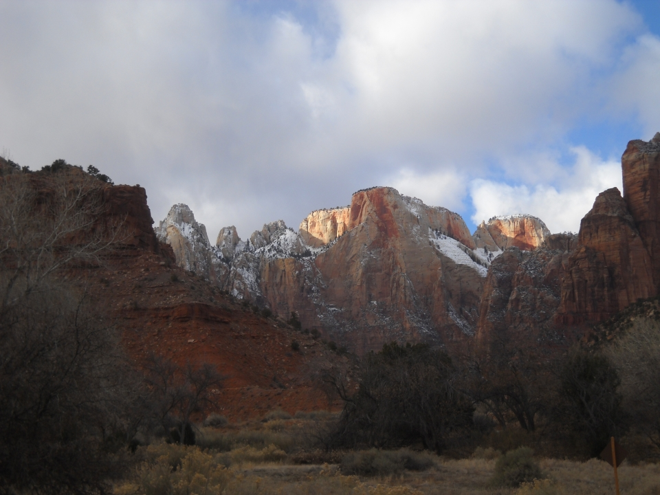 Altar of Sacrifice, Zion National Park