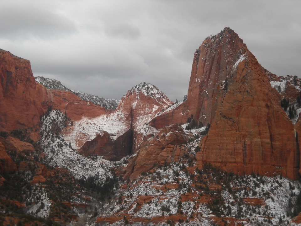 Kolob Canyons, Zion National Park
