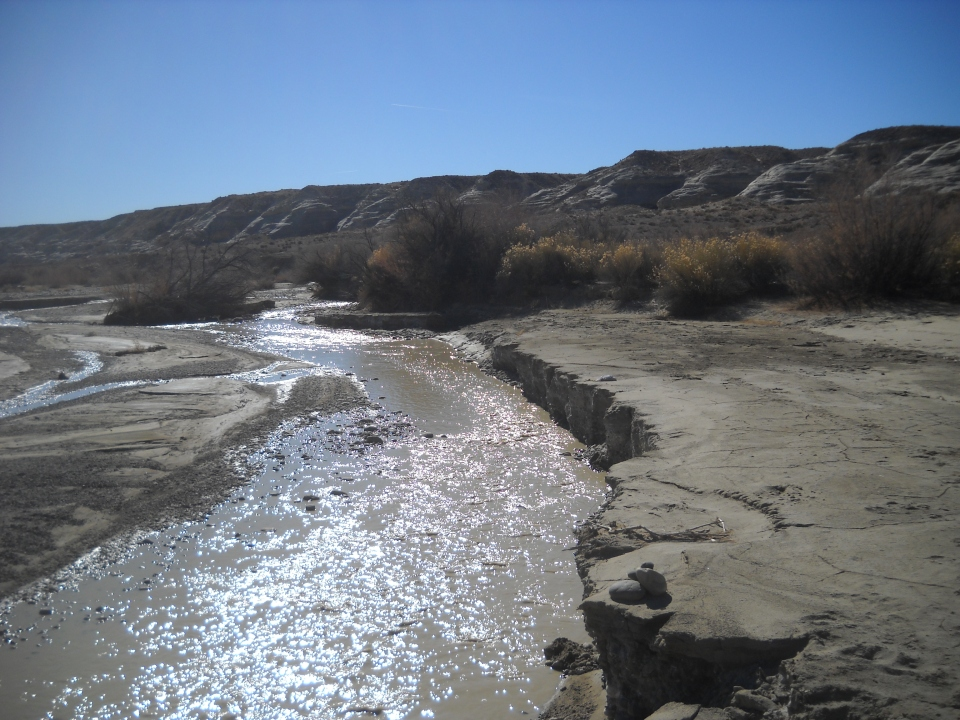 Wahweap Creek, Grand Staircase Escalante National Monument
