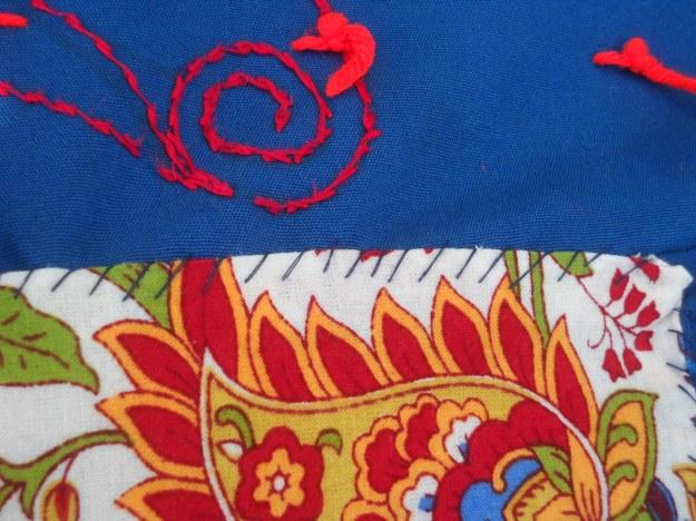 quilt repaired