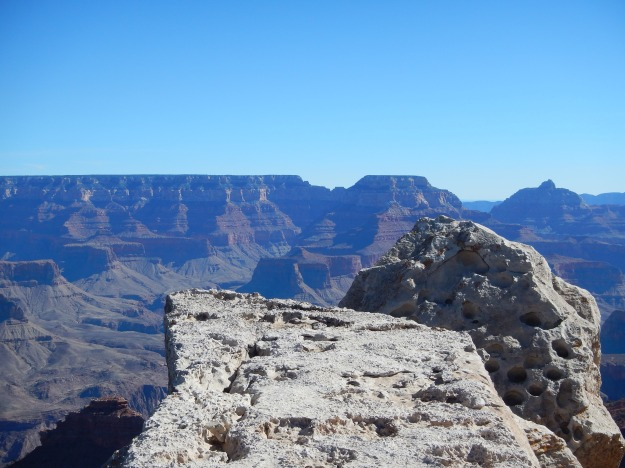 View of Cape Royal and Wotan's Throne, Grand Canyon