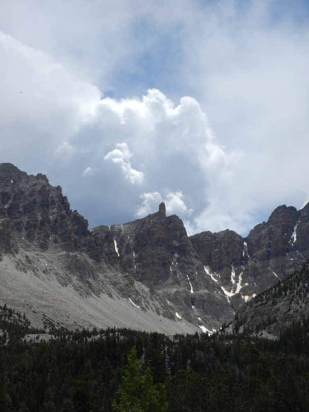 Wheeler Peak, Great Basin N.P.