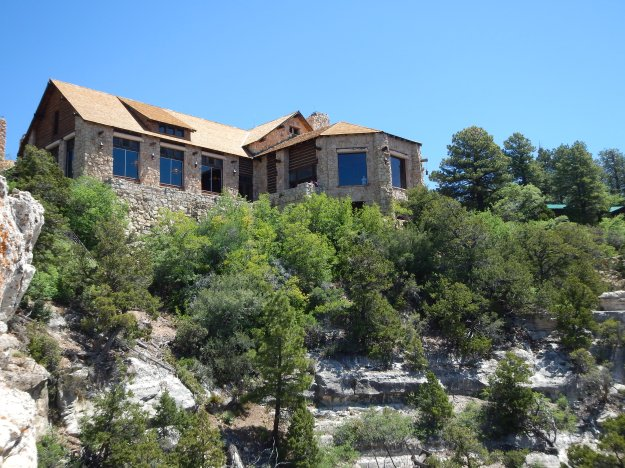Grand Canyon Lodge, North Rim, Arizona