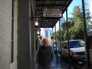 Lunch in New Orleans
