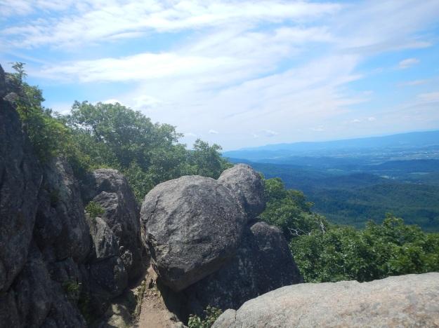 Mary's Rock Shenandoah National Park