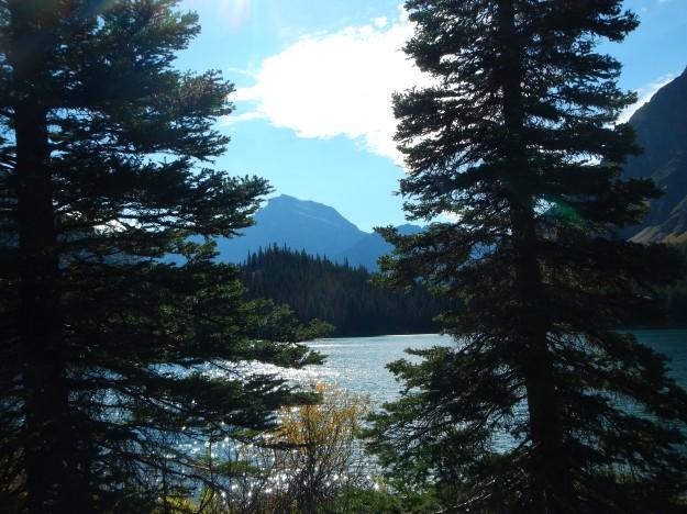 September: Glacier National Park