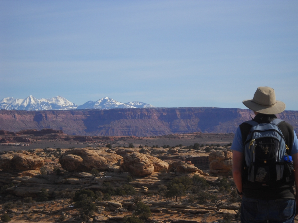 In Canyonlands