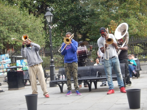 music, Jackson Square