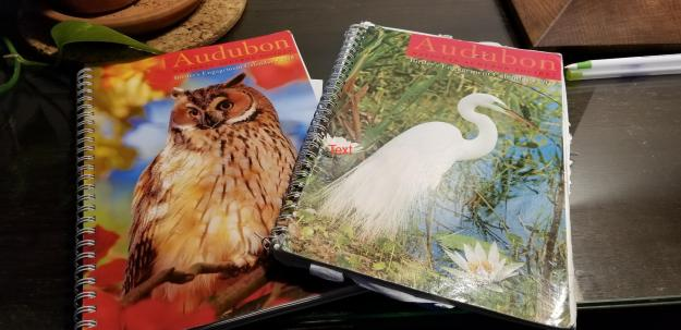 day planners old and new