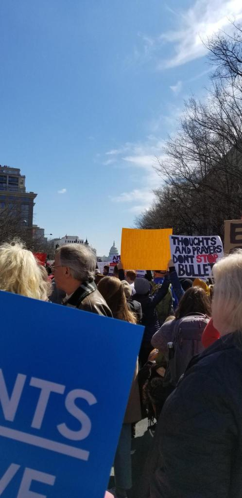 March for Our Lives, Mach 24, 2018