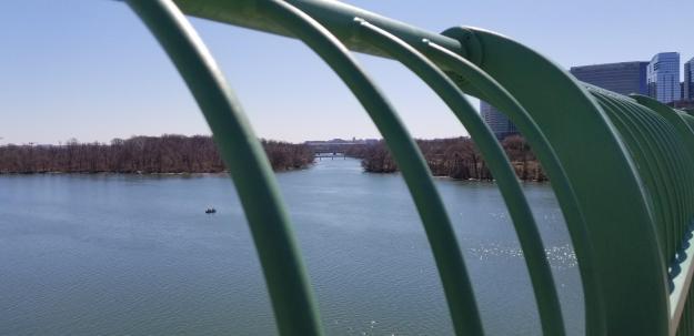 Potomac, Key Bridge, and Rosslyn