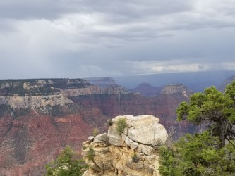 from Bright Angel Point