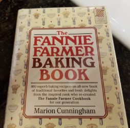 Fannie Farmer Baking Book